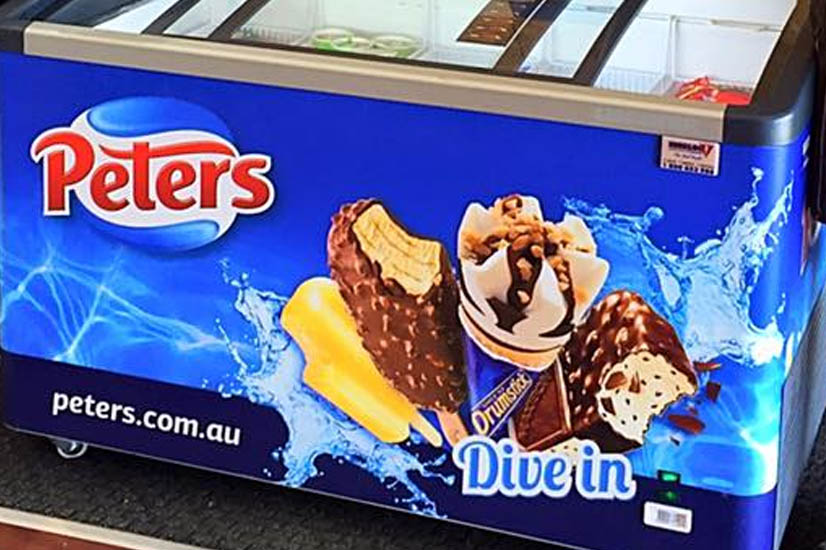 ACCC accuses Peters Ice Cream of freezing out the competition