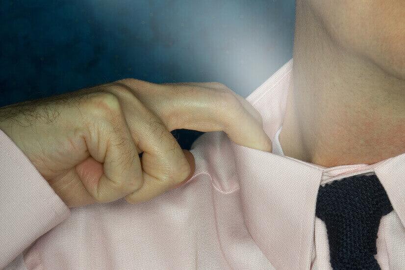 adviser loosening collar necktie financial adviser under fire dodgy adviser misuse client funds