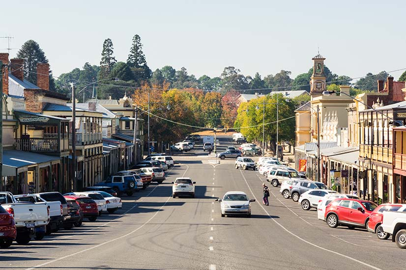 10 small Aussie towns with big property price growth