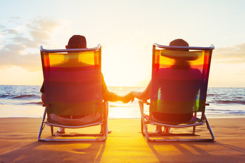 Retirement vacation, happy retirement, succession planning for retirement