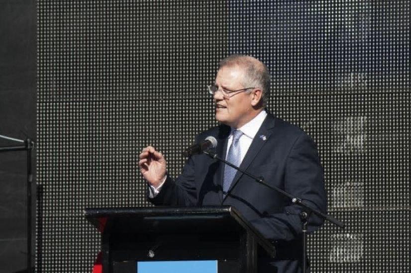 Scott Morrison, new prime minister