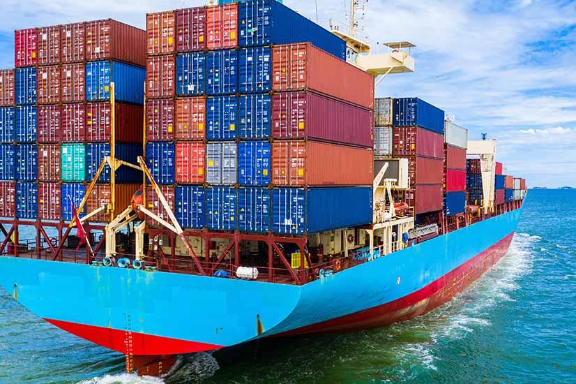 Global trade takes pandemic hit