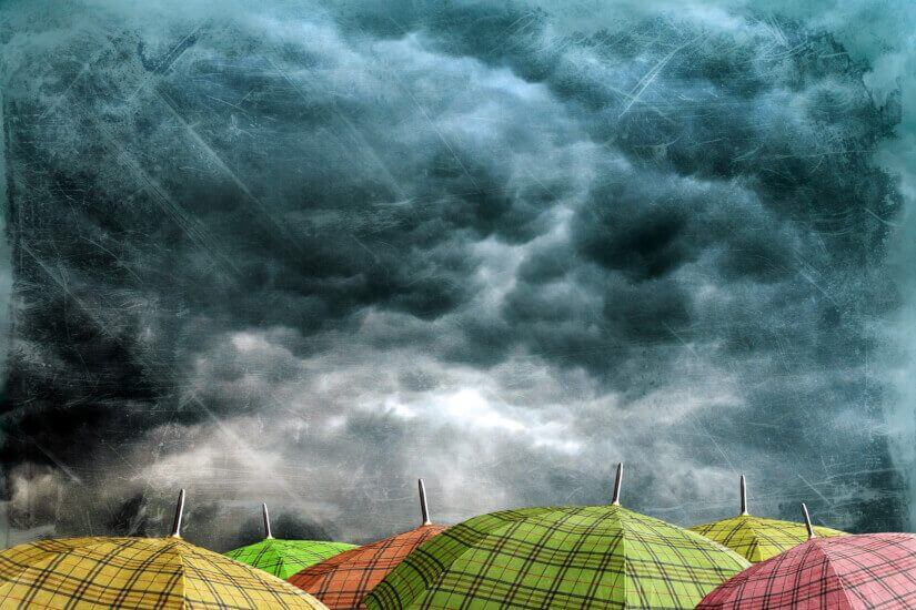 What do frequent '100-year storms' mean for retirees?