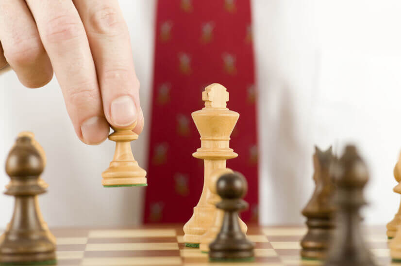 Strategy, chess piece, market strategy, behavioural specialists