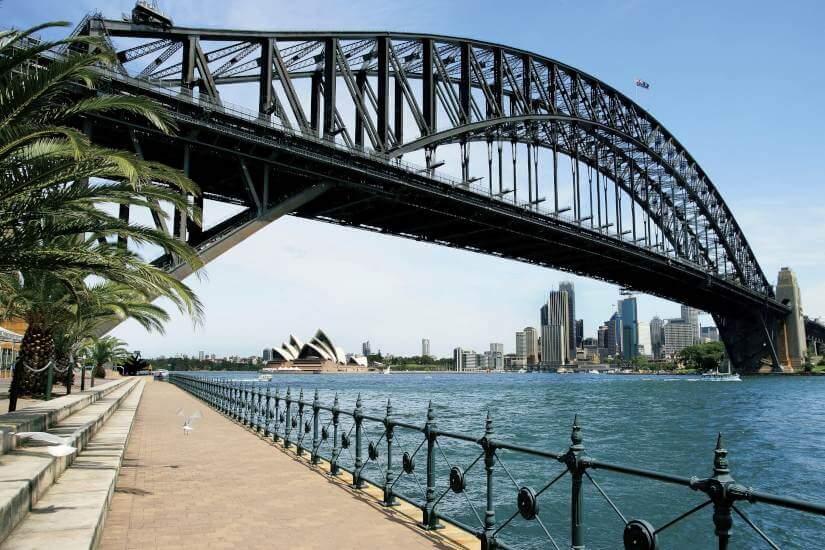 Sydney, Australia, home