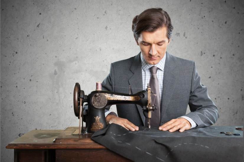tax-time clothing, work clothes, tailor fit