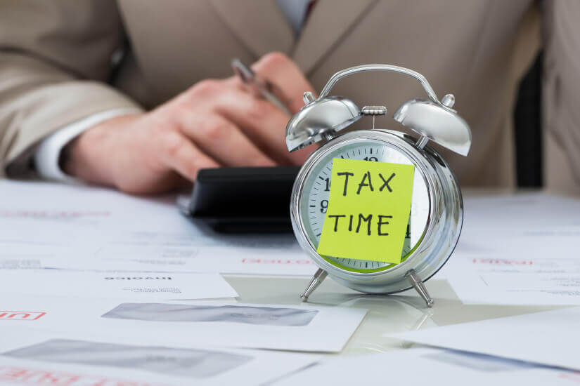 Tax time, tax season, things to remember during tax season, tax strategies, deadline June 30