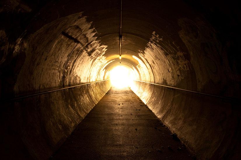 economic tunnel