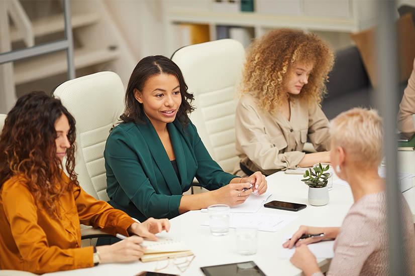 Female financial progress slowing