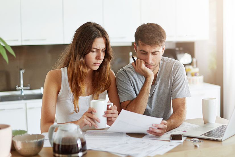 How to request paying less rent
