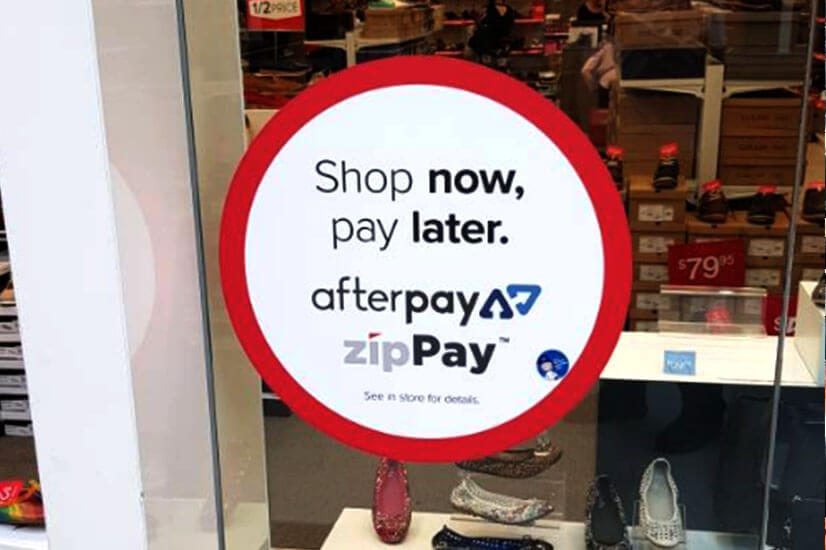 younger generations buy now pay later loans fintech payments afterpay zippay