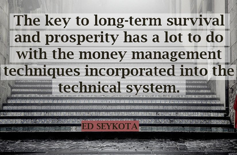Ed Seykota Quote