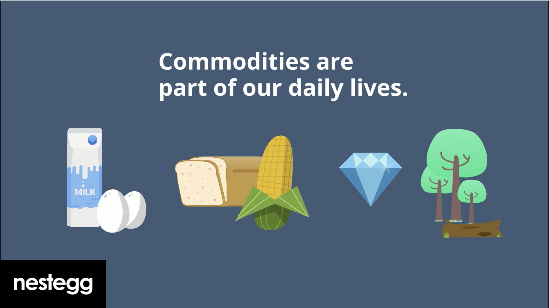 What is a commodity?