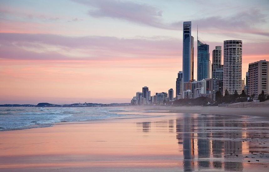 gold coast cityscape beach investment opportunities outside sydney and melbourne 2019