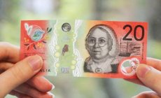 New $20 banknote takes to the streets
