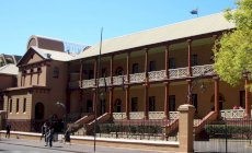 NSW Parliament House