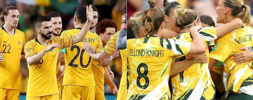 Socceroos and Matildas