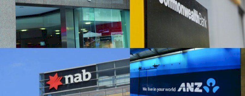Westpac, Commonwealth Bank, NAB and ANZ