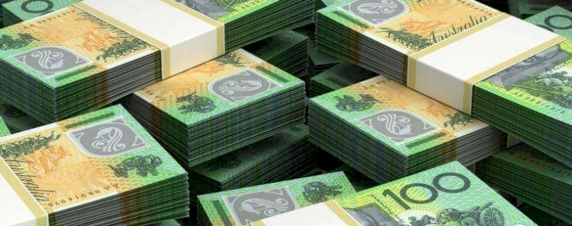 bulk of australian dollar cash money aussie millionaires welcome 200,000 in ranks