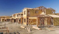 Housing approvals fall to eight-year low